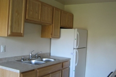 Kitchen 2-3 bdr